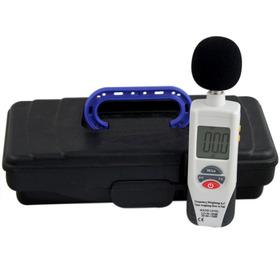 Decibelímetro Digital 31,5hz A 8khz Planatc-d1500