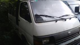 Toyota Hiace 94 Microbus