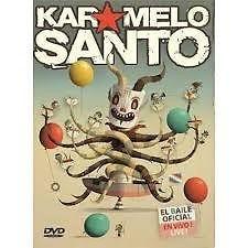 Karamelo Santo - El Baile Oficial Dvd - S