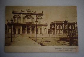Cartão Postal Ceará Teatro José D