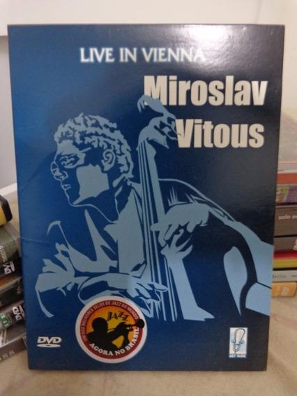 Dvd Miroslav Vitous - Live In Vienna