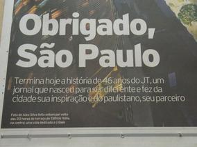 Jornal Da Tarde Última Edição - 31 Outubro 2012 - Novo
