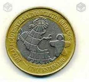 ^â^ -moeda Direitos Humano