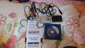 Câmera Digital Sony Cyber-shot 12.1 Mega Pixels - Original