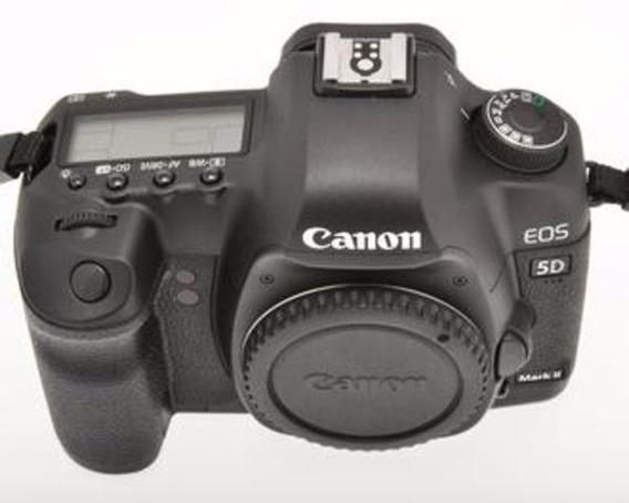 Camera Canon 5d Mark Ii C/ Lente 70-200