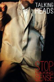 Poster Banda Grupo Talking Heads Importado Raro