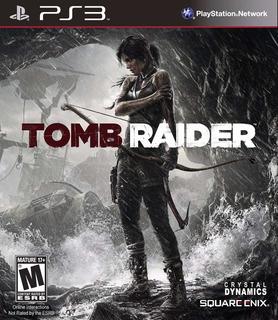 Tomb Raider Ps3 | Digital Español N° 1 En Ventas Del Pais!