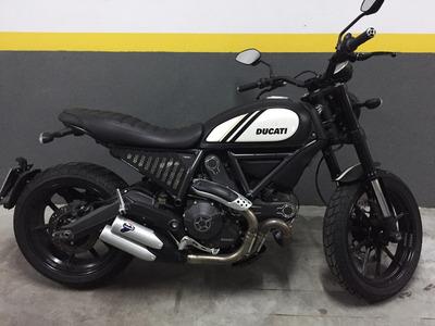 Ducati Scrambler - Full Throttle 2016