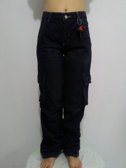 Zapping - Calça Jeans Feminina - 36 - Frete Grátis - R0548