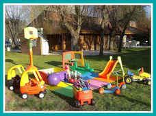 Alquiler De Plaza Blanda Inflables Mini Living Tejo Metegol