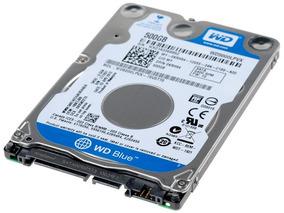 Hd Wd Sata 500gb 5400rpm Notebook Slim 7mm