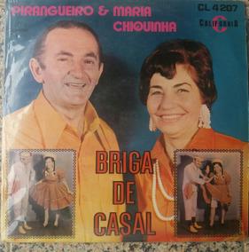 Lp / Primeiro De Maria Chiquinha E Pirangueiro! / Raro
