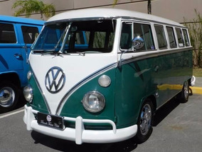 Kombi Luxo T1 Vw Bus Split Window 1969 Original