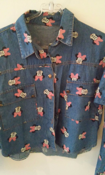 Camisas Importadas Minnie Simpsons Jeans Talle S M Crusty