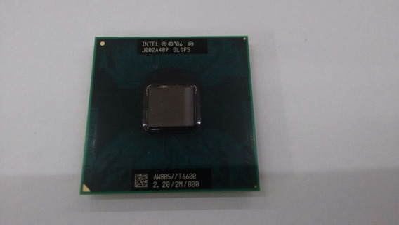 Processador Core 2 Duo T 6600 (notebook)