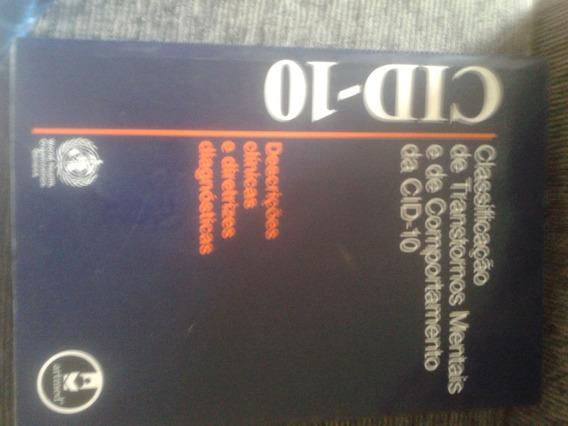 Livro Cid 10 Transtorno Mentais