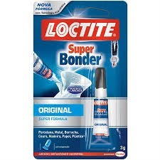 Cola Super Bonder Original 3 Gramas