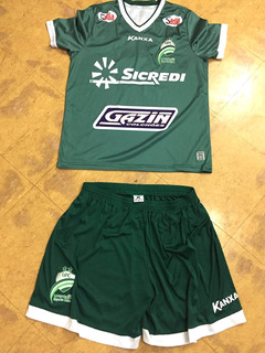Luverdense Camisa+calção Kanxa 2016 Usada Por Rafael Nº 11 G
