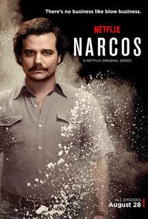 Narcos (1ª A 3ª Temporada) Dublado - Frete Grátis