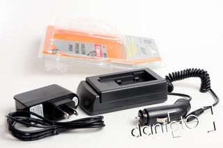 Cargador Para Bateria Canon Lp-e6 For Canon 6d,7d,5dmkii,70d