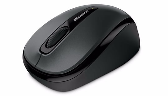 Mouse Wireless Mobile 3500 Microsoft