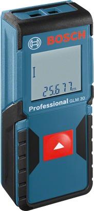 Medidor De Distancia Laser Bosch Glm 30