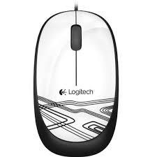 Mouse Usb Logitech M105 Branco