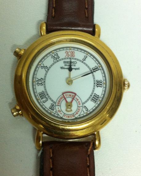 Relógio Seiko Discovery Series Feminino