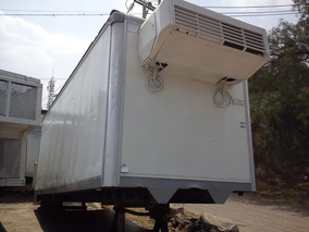 Caja Refrigerada De 7 Mts D Largo Con Thermoking Md 2 Diesel