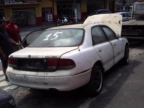 Peças P/ Mazda 626 Motor Bloco Partida Arranque Radiador Tbi