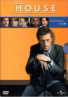 House Temporada 2 ( House, M. D. ) 6 Dvds Originales