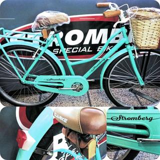 Bicicleta Tipo Ingles Dama, Con Freno V-brake Vintage