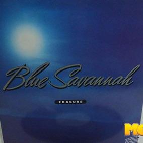 Erasure 1989 Blue Savannah Lp Single Importado