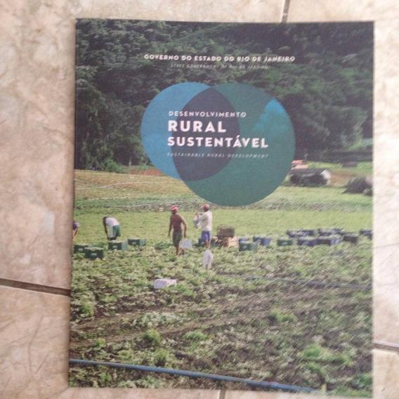 Livro Desenvolvimento Rural Sustentável Governo Do Rj