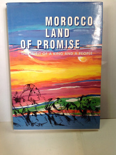 Mirocco Land Of Promise - The Spirit Of A King And A People
