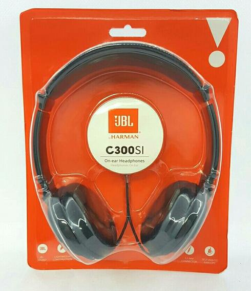 Fone De Ouvido Original Jbl C300 Si Headphone