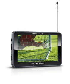 Navegador Gps Multilaser Tracker Iii Tela 5.0 Com Tv Digita