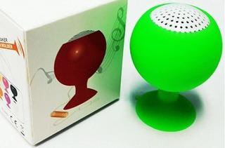 Parlante Sopapa Celular Tablet Ducha Baño