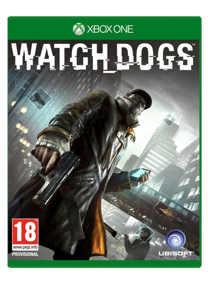 Watch Dogs Xbox One - Mídia Física - Openbox