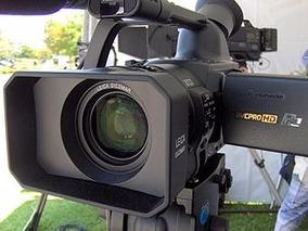 Câmera Panasonic Ag-hvx200 Com Garantia De 6 Meses 1600h