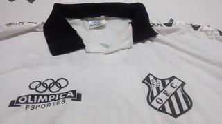 Camisa Operário Ms,1996, Original E Oficial De Jogo! Rara!
