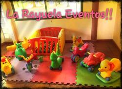 Alquiler Plaza Blanda Metegol Mini Puff Living Carpas Tipi