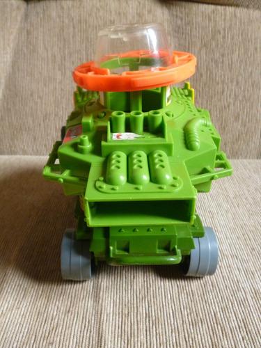 Imagen 1 de 2 de Vehiculo De Las Tortugas Ninja Coleccionable
