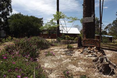 Cabaña Parque Del Plata Alquilo!