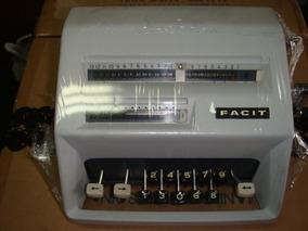 Máquina De Somar Facit C113 (semi-nova)
