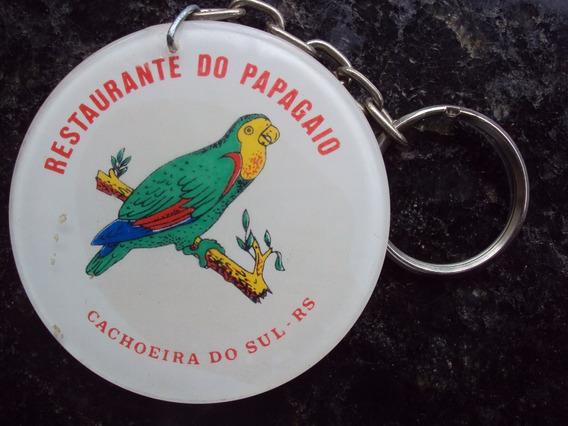 Chaveiro Antigo - Restaurante Do Papagaio - Cachoeira S - F5