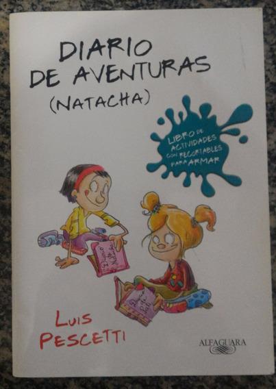 Livro Em Espanhol - Diario De Aventuras Natacha