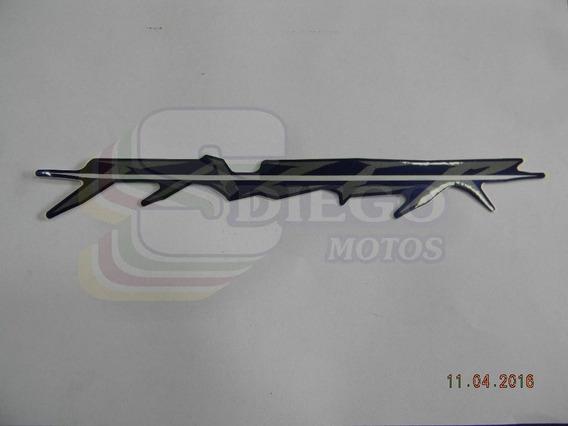 Adesivo Rabeta Original Yamaha Ys-250 Fazer 08 1s4-f1781-80
