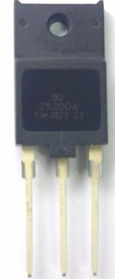 Bu2520dx Transistor Original Philips Nxp - Bu 2520 Dx
