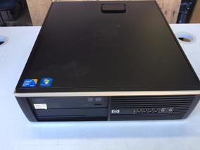 Cpu Hp 8000 Elite Dual Core/hd 500gb Memoria 4gb Ddr3